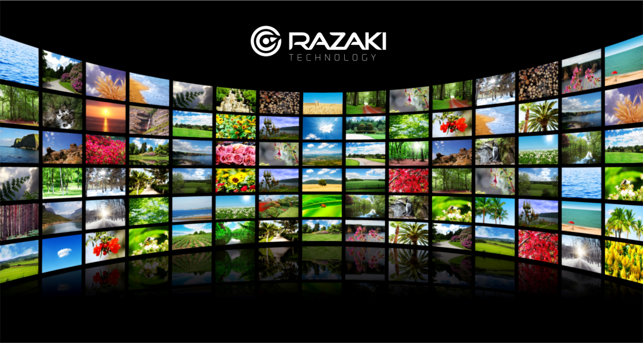 Digital Signage RAZAKI TECH